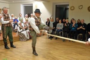 "Folkloro ansamblio ""Medgrinda"" koncertas"
