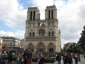 Notre - Dame katedra