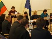 Tarybos posėdis
