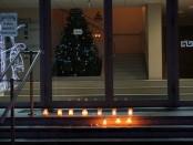 žvakių akcija