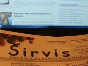 Laikraštis Širvis