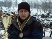 Edvardas Geigalas su savo komanda užėmė antrąją vietą