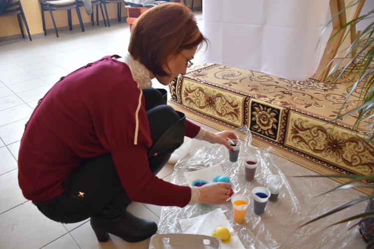 Bendruomenės pirmininkė Ieva Pumputienė
