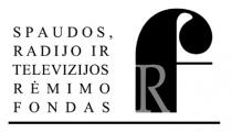 spaudos rėmimo fondo logo