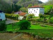 Baskiškas kaimelis