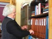 Sesuo Antanina Irena Valaityte archyvą tvarko nuo 1979 m.