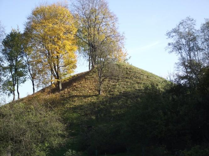 Totoriškio piliakalnis