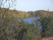 panorama nuo Totoriškio pil.Zirnaju ezeras