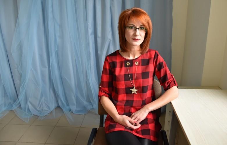 Šiaulių kaimo bendruomenės pirmininkė Ieva Pumputienė