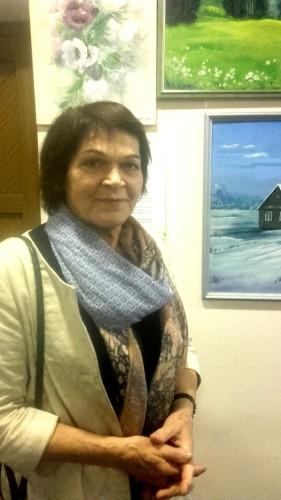 Dailininkė Alina Motiejūnienė