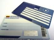 Europos sveikatos draudimo kortelė. Vilniaus TLK nuotrauka