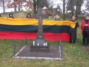 Sesers Kotrynos paminklas broliams