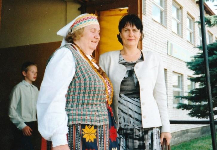 Su dukra Gražina