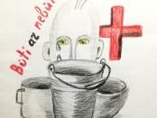 Nomedos Drazdienės piešinys