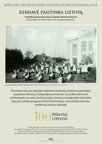 plakatas_Kernave
