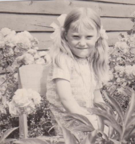 vaikystės vasaros pas močiutę kaime.