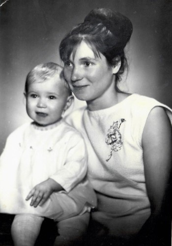 Loreta su mama