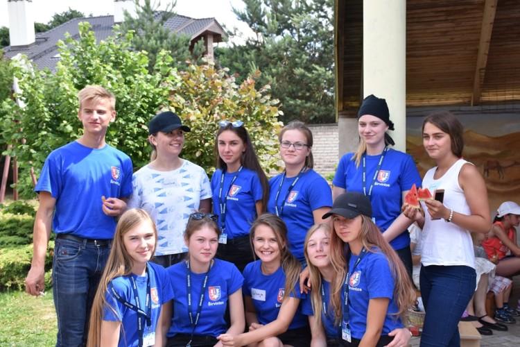 Širvintų kultūros centro savanoriai