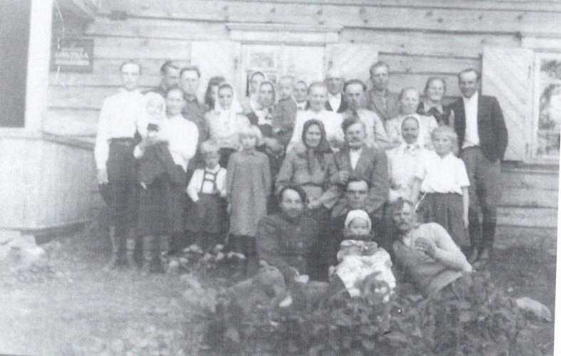 Šventė prie Kriaunų mokyklos