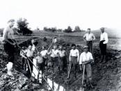 Darbai Kriaunų kaime