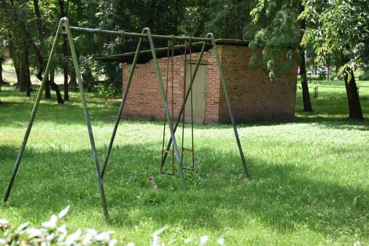 Čiobiškyje buvęs vaikų darželis
