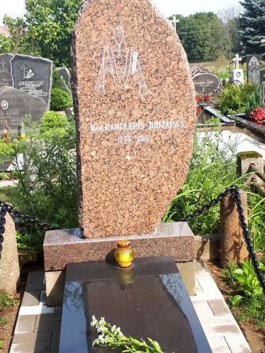 Kunigo Juozapo Kanclerio kapas