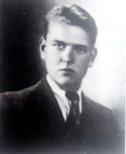 Vytautas Kancleris 1942 m.VU