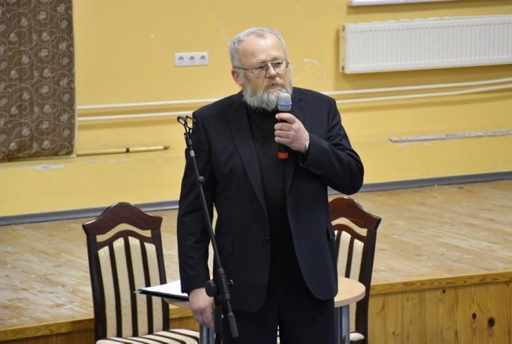 Savanorio anūkas K. Kalinauskas