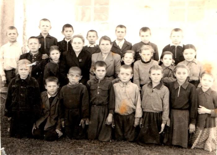Kazachstano pradinėje mokykloje