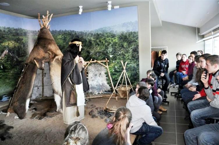 Edukacija muziejuje