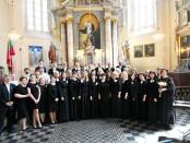 Merkinės ir DERMĖS choristai