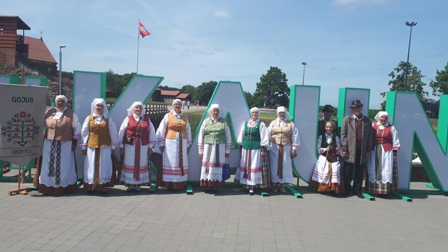 "Folkloro ansamblis ""Gojus"" Kaune"