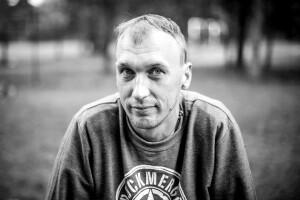 Festivalio organizatorius Paulius Ramonas