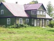 Tuščias, gražus ir didingas bajorų Dūdų namas