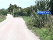 Kelias į Motiejūnus
