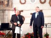 B. L. Vošteris ir žemės ūkio ministras A. Palionis