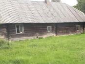 Senas Vėjalkų kaimo namas