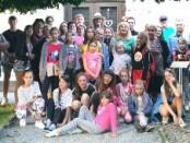 Širvintų vaikų dienos centro  nariai Vokietijoje