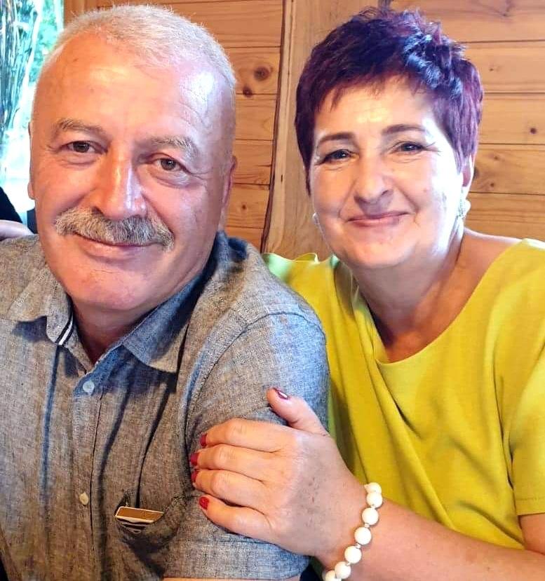 Vadimas ir Aldona Tegkajevai