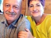 Osetinas Vadimas ir lietuvaitė Aldona Tegkajevai