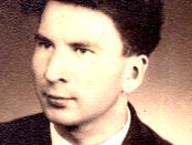 Algirdas Černiauskas jaunystėje