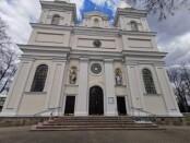 Širvintų šv. arkangelo Mykolo bažnyčia