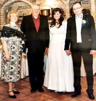 Dukters Žydrės vestuvės