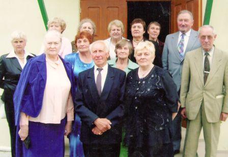 Klasės draugų susitikimas po 55-erių metų