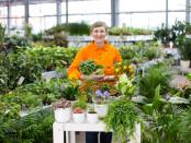Augalų ekspertė V. Rylienė