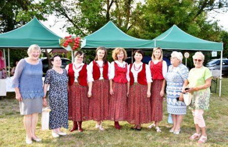 Su svečiais iš Lenkijos