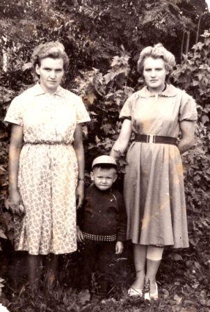 Su seserimi ir sūnėnu