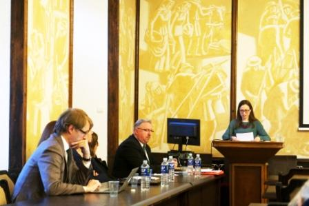 Disertacijos gynime su gynimo komisija (2019-02-22)