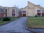 Buvęs Čiobiškio seniūnijos pastatas
