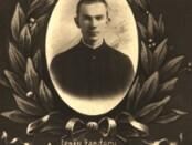 Kunigas Kazimieras Lajauskas. Šaltinis: www.limis.lt